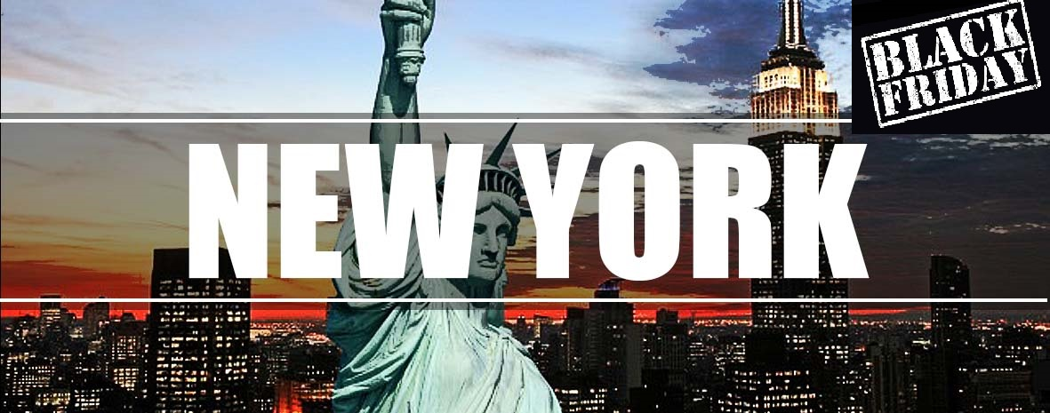 NEW YORK – NEW YORK BLACK FRIDAY